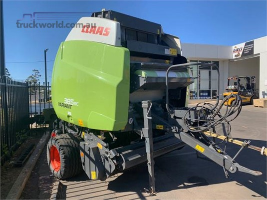 2012 Claas Variant 385RC Black Truck Sales - Farm Machinery for Sale