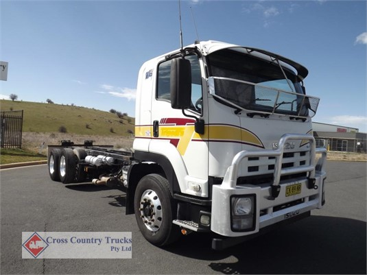2013 Isuzu FVD1000 Cross Country Trucks Pty Ltd - Trucks for Sale