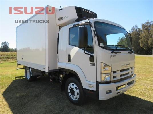 2010 Isuzu FSR 700 Auto Used Isuzu Trucks - Trucks for Sale