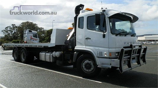 2002 Mitsubishi FV547K2W Truck Traders WA  - Trucks for Sale