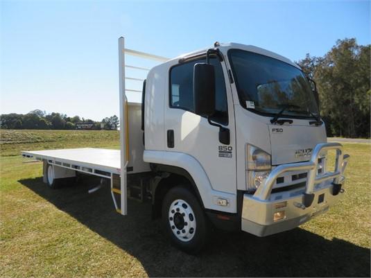 2011 Isuzu FSD 850 Long - Trucks for Sale