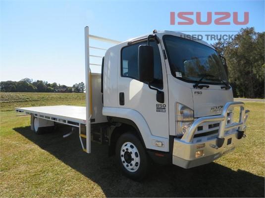 2011 Isuzu FSD 850 Long Used Isuzu Trucks - Trucks for Sale