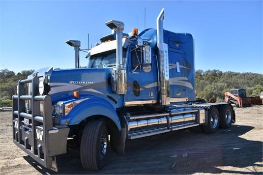 2015 Western Star 4900FXC - Trucks for Sale