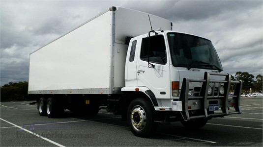 2007 Mitsubishi Fighter FM65F XXLWB Truck Traders WA  - Trucks for Sale