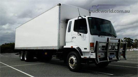2007 Mitsubishi Fighter FM65F XXLWB Truck Traders WA - Trucks for Sale