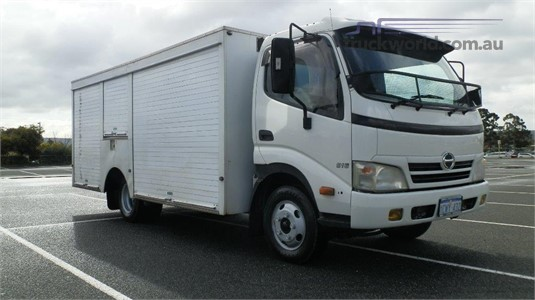 2008 Hino 300 Series Truck Traders WA  - Trucks for Sale
