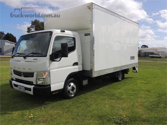 2013 Fuso Canter 515 AMT Duonic Japanese Trucks Australia - Trucks for Sale