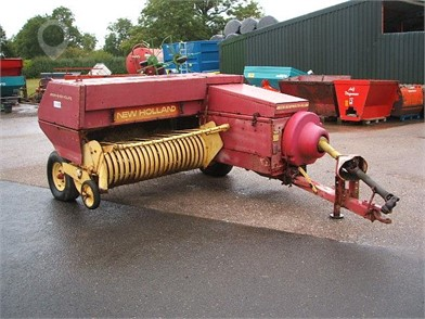 NEW HOLLAND Square Balers for sale in the United Kingdom