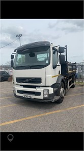 Used VOLVO Trucks for sale in the United Kingdom - 688