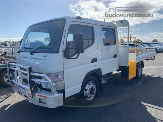 2012 Fuso Canter 815 Wide Crew Cab Auto South West Isuzu  - Trucks for Sale