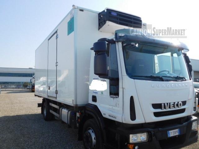 Iveco EUROCARGO 160E25 used 2015 Emilia-Romagna