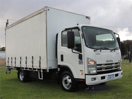 2012 Isuzu NPR 300 AMT Japanese Trucks Australia  - Trucks for Sale