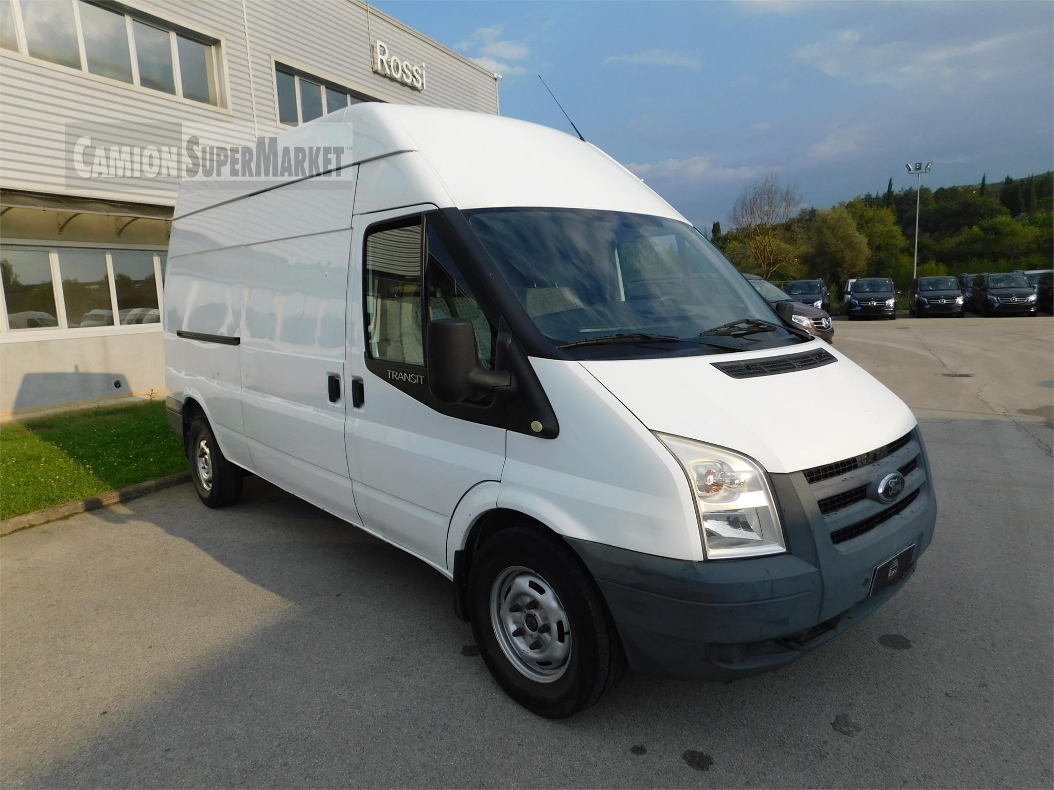 Ford TRANSIT used 2011