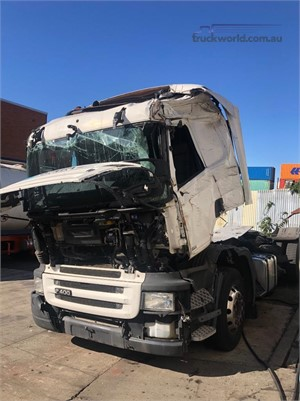 2011 Scania P400 - Wrecking for Sale