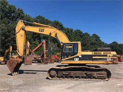 CATERPILLAR 330L For Sale - 19 Listings   MachineryTrader