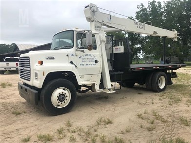 NATIONAL Boom Truck Cranes For Sale - 453 Listings