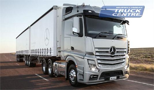 Mercedes Benz Actros 2653 6x4 Prime Mover