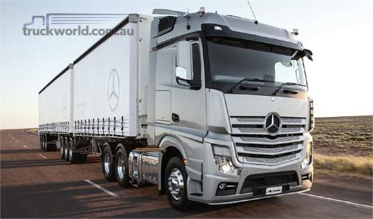 Mercedes Benz Actros 2658 6x4 Prime Mover