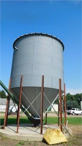 Grain Bins For Sale - 5 Listings | MachineryTrader com