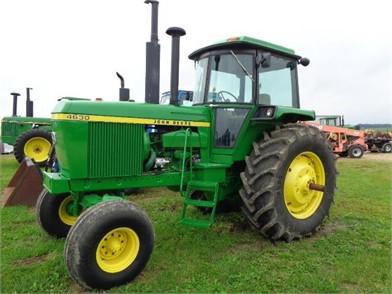 John Deere 4630 For Sale In Illinois - 12 Listings