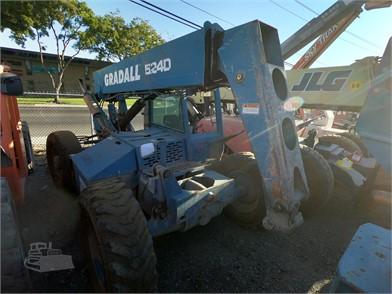 GRADALL Construction Equipment For Sale In California - 20