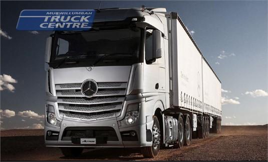 Mercedes Benz Actros 2663 6x4 Prime Mover
