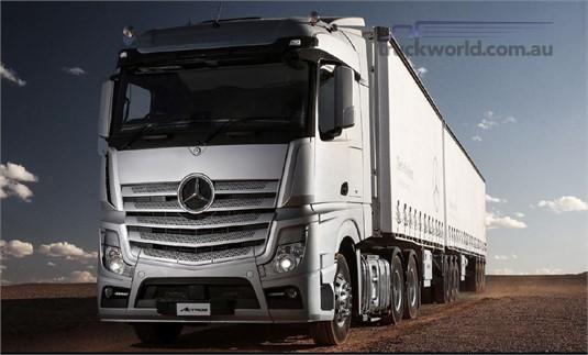 Mercedes Benz Actros 3358 6x4 Prime Mover