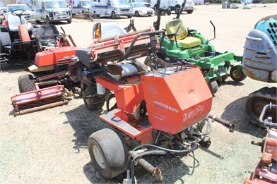 JACOBSEN GREENS KING For Sale - 11 Listings | TractorHouse ... on