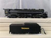 K-Line K715-1603W Virginian Allegheny