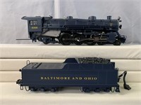 MTH 20-3103-1 B&O Heavy Pacific