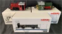 3Pc Marklin Maxi 1 Ga Lot
