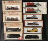 Assorted Boxed N Gauge Trains