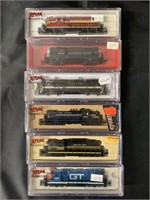 6 Boxed Atlas N Ga Diesels