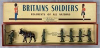 Britains #1893 Boxed. Tied In.