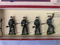 Britains Soldiers Set #1898. Boxed.