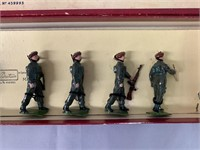 Britains Soldiers Set #2010. Boxed.