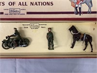 Britains Soldiers Set #1907. Boxed.