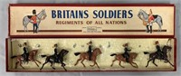 Britains Soldiers Set #2075. Boxed.