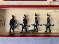 Britains Soldiers Set #2072. Boxed.