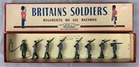 Britains Soldiers. Infantry Set #2033