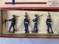 Britains Soldiers. Infantry Set #2051. Boxed.