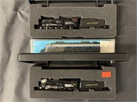 3 Boxed N Ga Locomotives