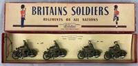 Britains. Royal Corps Signals. #1791.