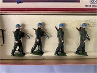 Britains United Nations Infantry. #2155