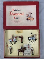 Britains. Knights. #1258. Boxed.