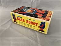 New Gear Robot. Boxed.