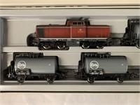 Marklin HO 2855 EVO Chemical Train Set