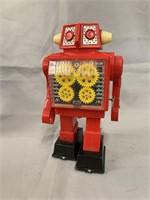 Wind Up Gear Robot.