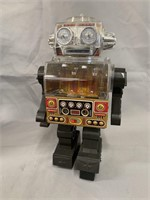 Battery Operated Piston Robot.