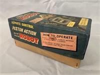 Remote Control Piston Action Robot in Box